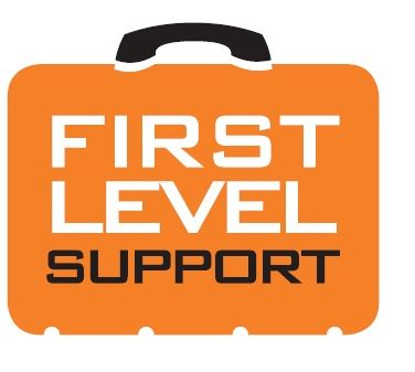 logo first level support